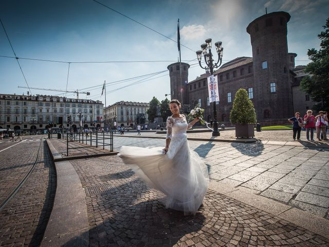 Il matrimonio di Kris e Martina a Torino, Torino 40