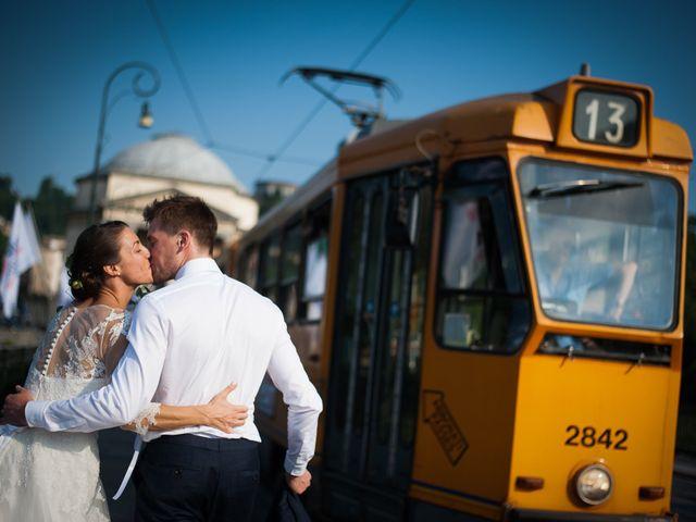 Il matrimonio di Kris e Martina a Torino, Torino 41