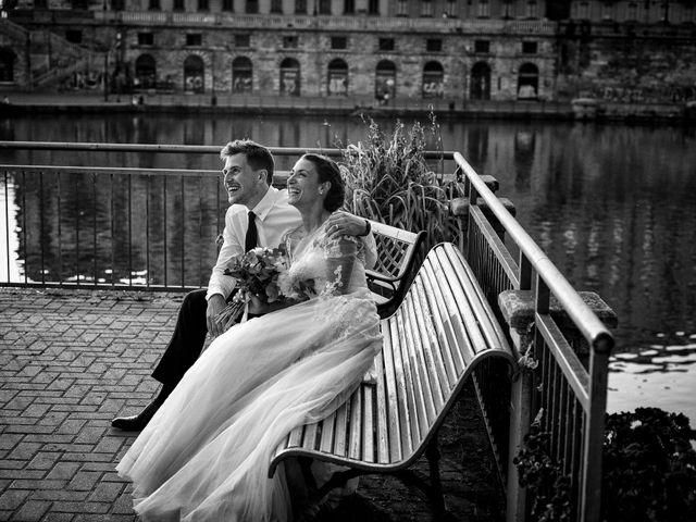 Il matrimonio di Kris e Martina a Torino, Torino 47