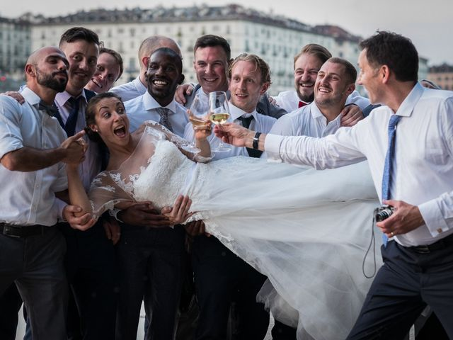 Il matrimonio di Kris e Martina a Torino, Torino 48