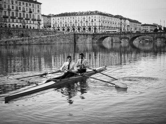 Il matrimonio di Kris e Martina a Torino, Torino 49