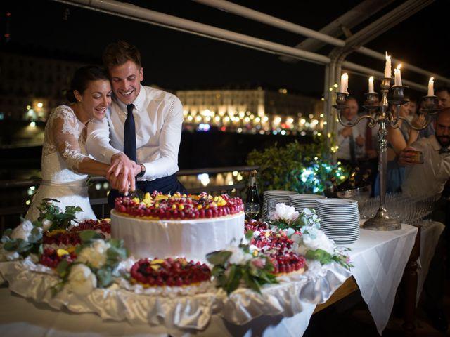 Il matrimonio di Kris e Martina a Torino, Torino 51