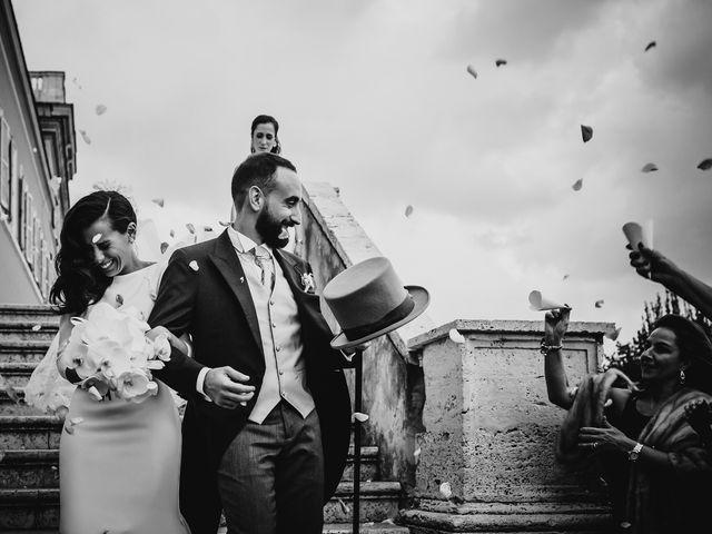 le nozze di Ana Elena e Marco