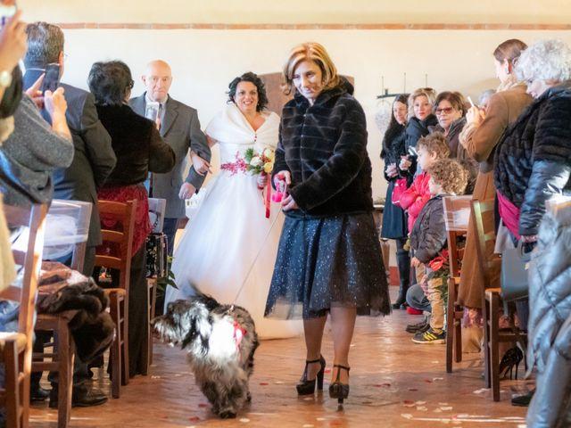 Il matrimonio di Vincenzo e Martina  a Certosa di Pavia, Pavia 12
