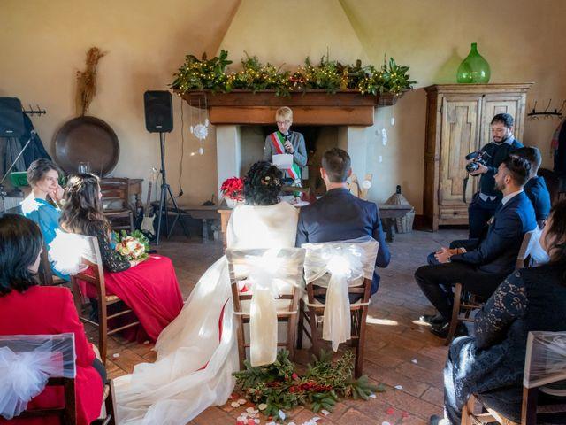 Il matrimonio di Vincenzo e Martina  a Certosa di Pavia, Pavia 16