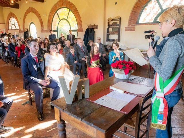 Il matrimonio di Vincenzo e Martina  a Certosa di Pavia, Pavia 17