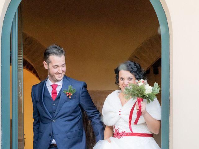 Il matrimonio di Vincenzo e Martina  a Certosa di Pavia, Pavia 20
