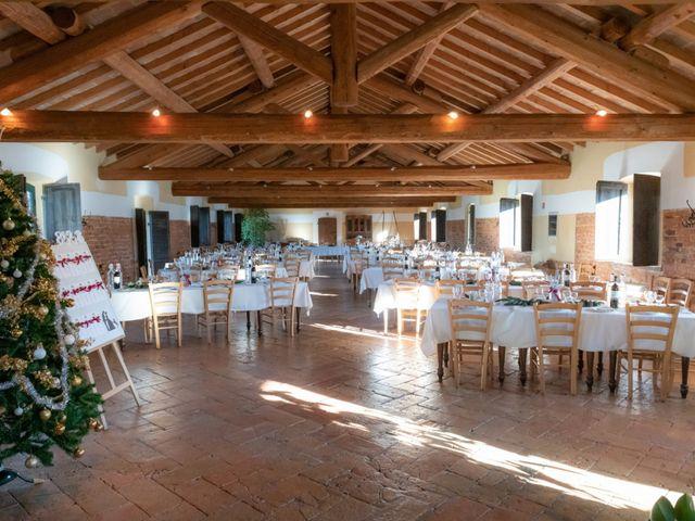 Il matrimonio di Vincenzo e Martina  a Certosa di Pavia, Pavia 25