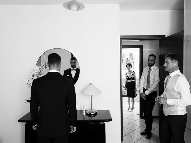 Il matrimonio di Manuel e Roberta a Brugherio, Monza e Brianza 6