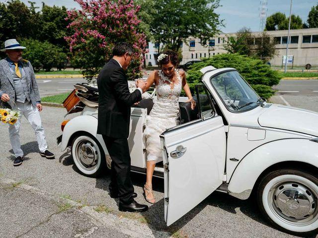 Il matrimonio di Manuel e Roberta a Brugherio, Monza e Brianza 12