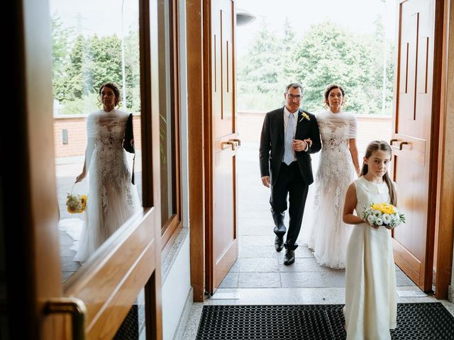 Il matrimonio di Manuel e Roberta a Brugherio, Monza e Brianza 14