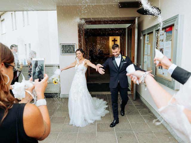 Il matrimonio di Manuel e Roberta a Brugherio, Monza e Brianza 21