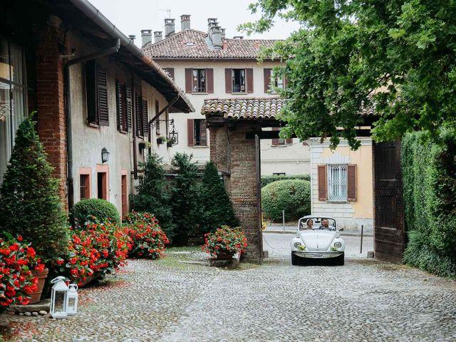 Il matrimonio di Manuel e Roberta a Brugherio, Monza e Brianza 24