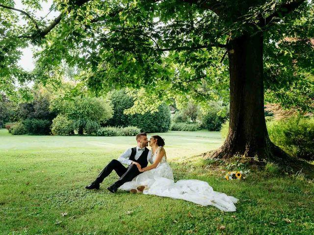 Il matrimonio di Manuel e Roberta a Brugherio, Monza e Brianza 28