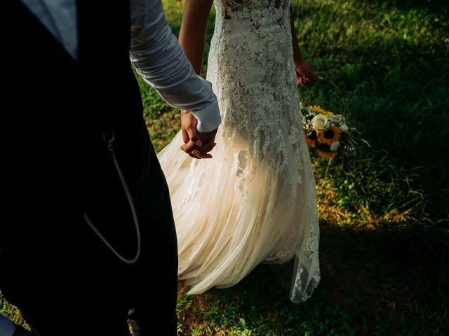Il matrimonio di Manuel e Roberta a Brugherio, Monza e Brianza 30