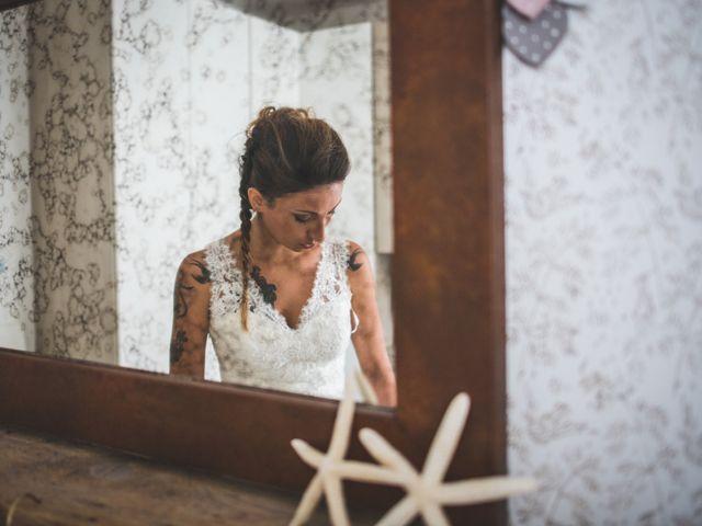 Il matrimonio di Ilario e Deborah a La Valletta Brianza, Lecco 16