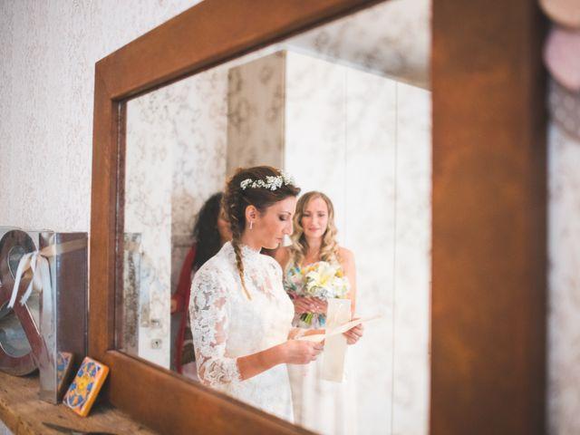 Il matrimonio di Ilario e Deborah a La Valletta Brianza, Lecco 20