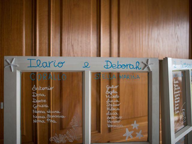 Il matrimonio di Ilario e Deborah a La Valletta Brianza, Lecco 31