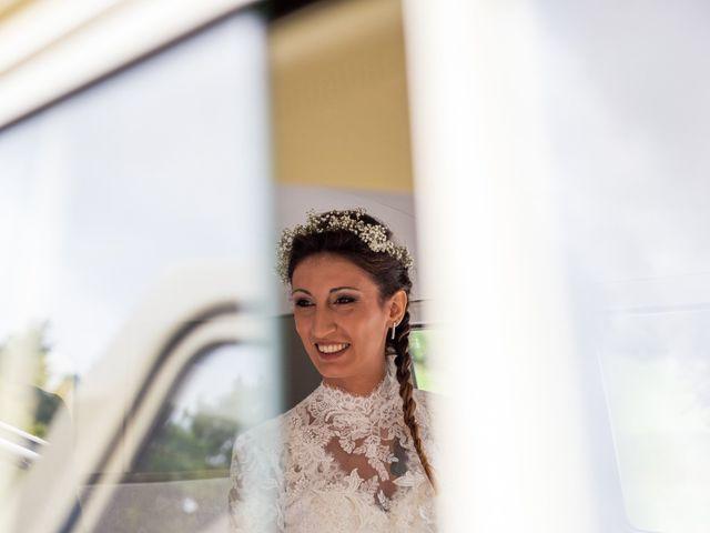 Il matrimonio di Ilario e Deborah a La Valletta Brianza, Lecco 40