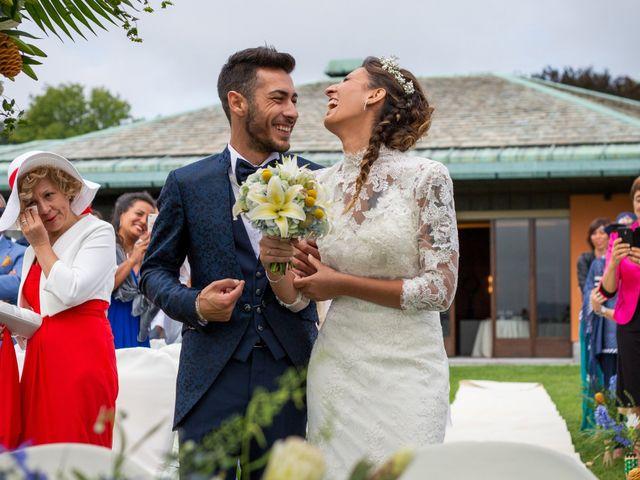 Il matrimonio di Ilario e Deborah a La Valletta Brianza, Lecco 1
