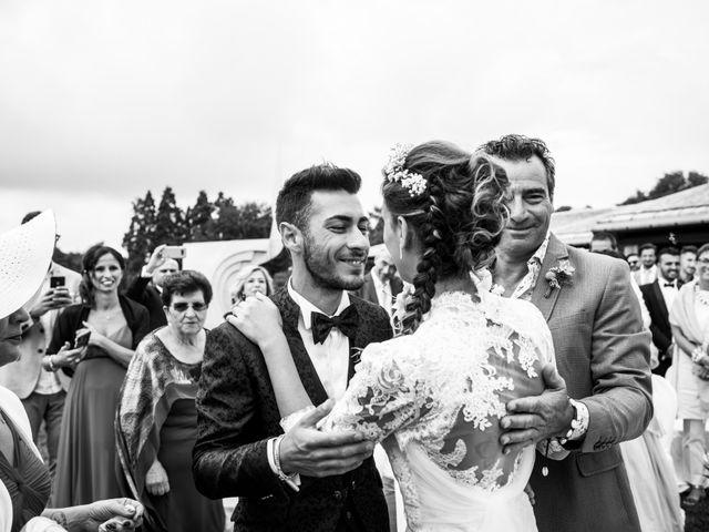 Il matrimonio di Ilario e Deborah a La Valletta Brianza, Lecco 46