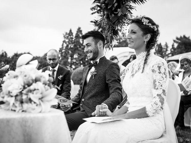 Il matrimonio di Ilario e Deborah a La Valletta Brianza, Lecco 47