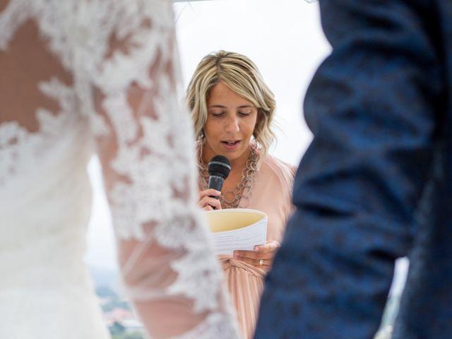 Il matrimonio di Ilario e Deborah a La Valletta Brianza, Lecco 51