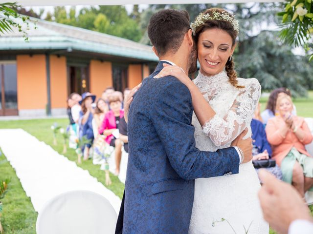 Il matrimonio di Ilario e Deborah a La Valletta Brianza, Lecco 53