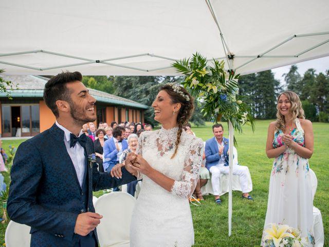 Il matrimonio di Ilario e Deborah a La Valletta Brianza, Lecco 54