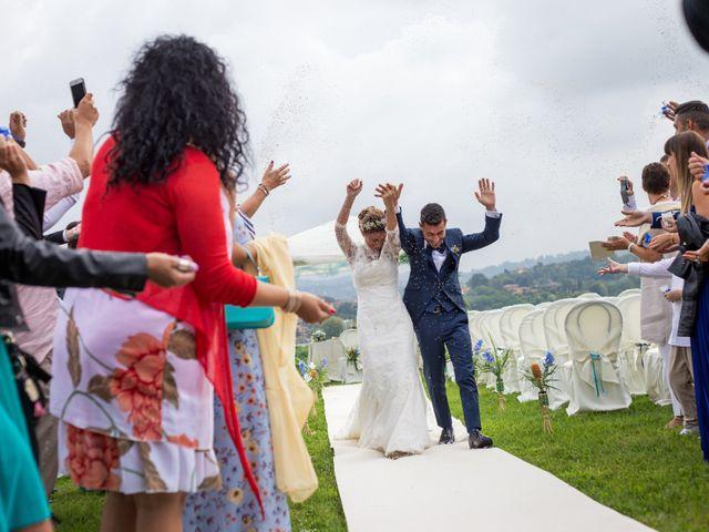 Il matrimonio di Ilario e Deborah a La Valletta Brianza, Lecco 55