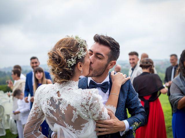 Il matrimonio di Ilario e Deborah a La Valletta Brianza, Lecco 57