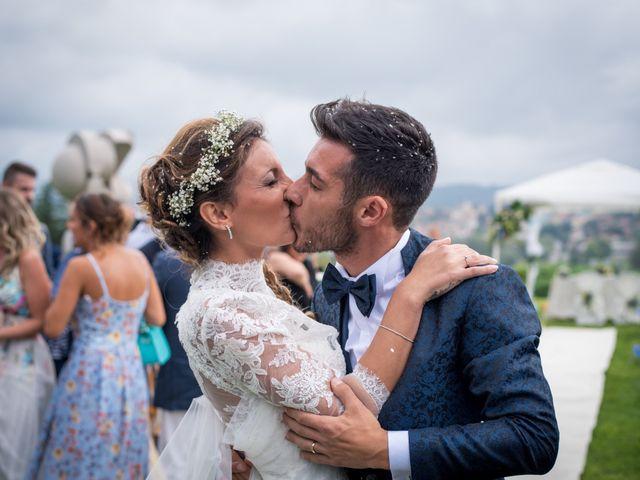 Il matrimonio di Ilario e Deborah a La Valletta Brianza, Lecco 58
