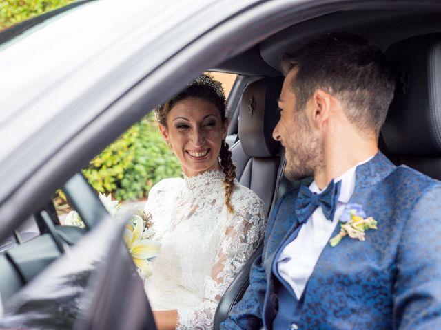 Il matrimonio di Ilario e Deborah a La Valletta Brianza, Lecco 59