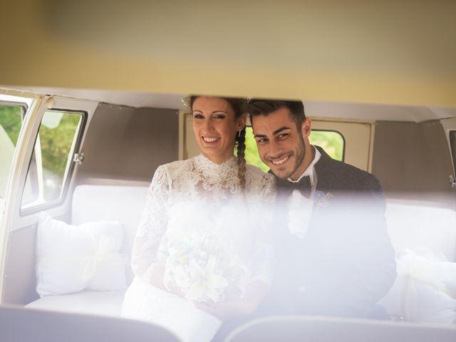 Il matrimonio di Ilario e Deborah a La Valletta Brianza, Lecco 60