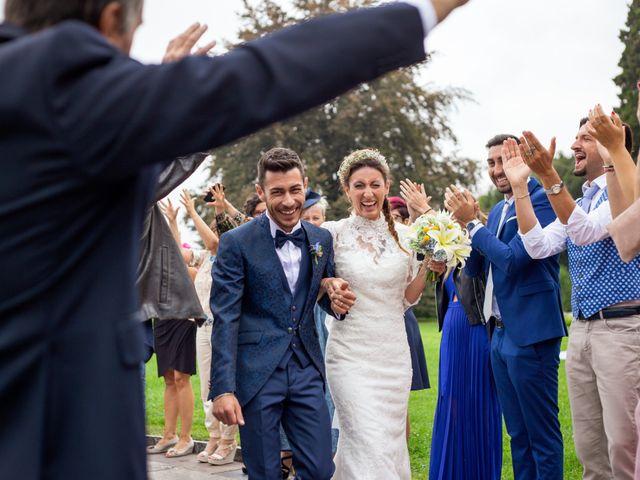 Il matrimonio di Ilario e Deborah a La Valletta Brianza, Lecco 63