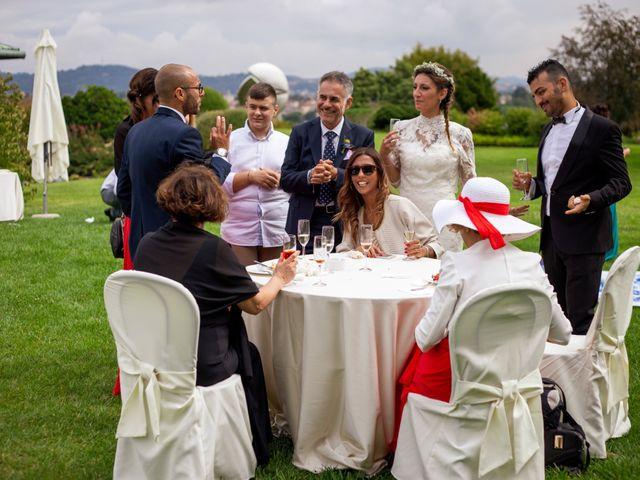 Il matrimonio di Ilario e Deborah a La Valletta Brianza, Lecco 72