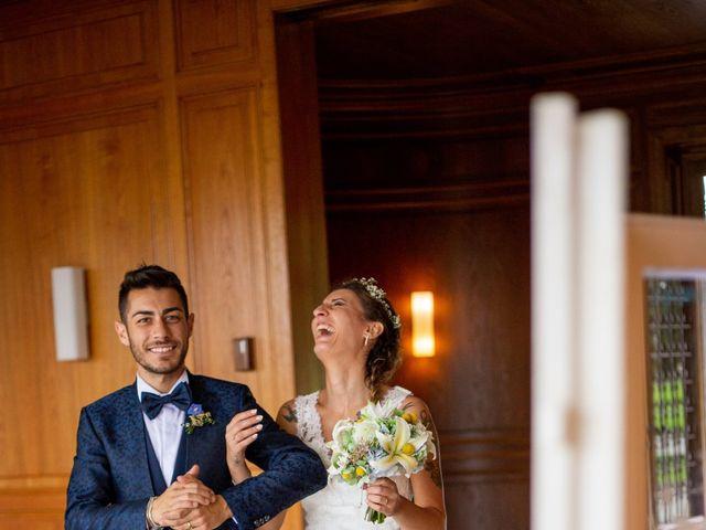 Il matrimonio di Ilario e Deborah a La Valletta Brianza, Lecco 74