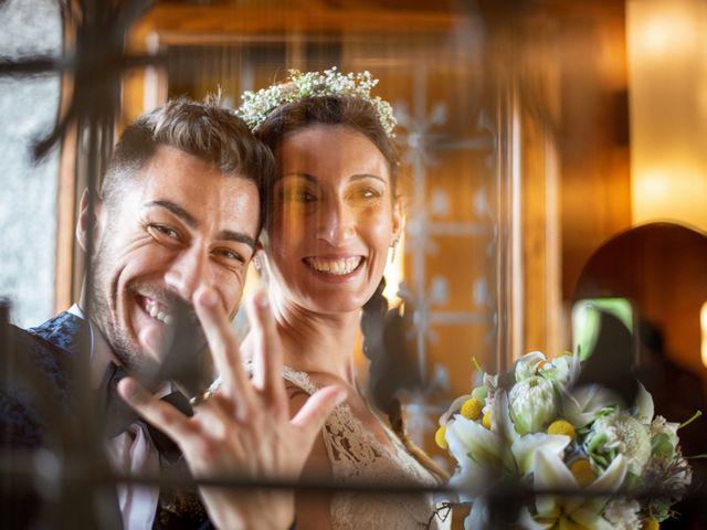 Il matrimonio di Ilario e Deborah a La Valletta Brianza, Lecco 75