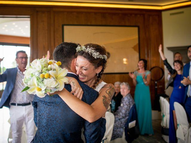 Il matrimonio di Ilario e Deborah a La Valletta Brianza, Lecco 77