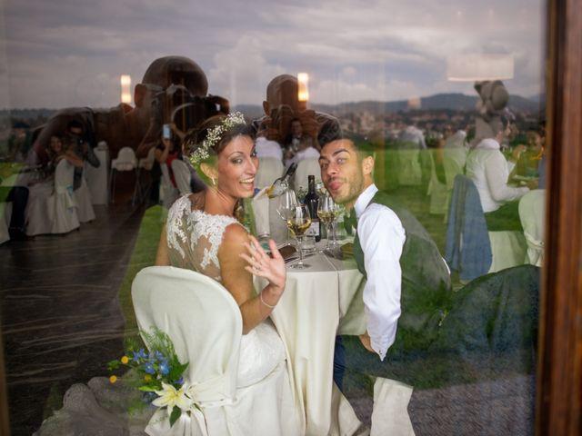 Il matrimonio di Ilario e Deborah a La Valletta Brianza, Lecco 80