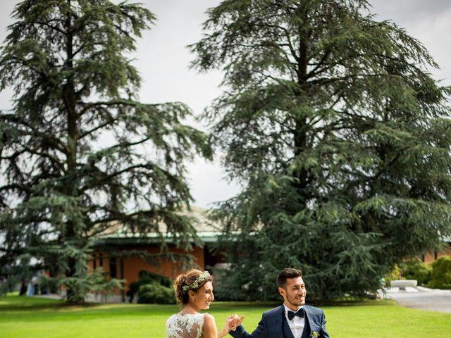 Il matrimonio di Ilario e Deborah a La Valletta Brianza, Lecco 89