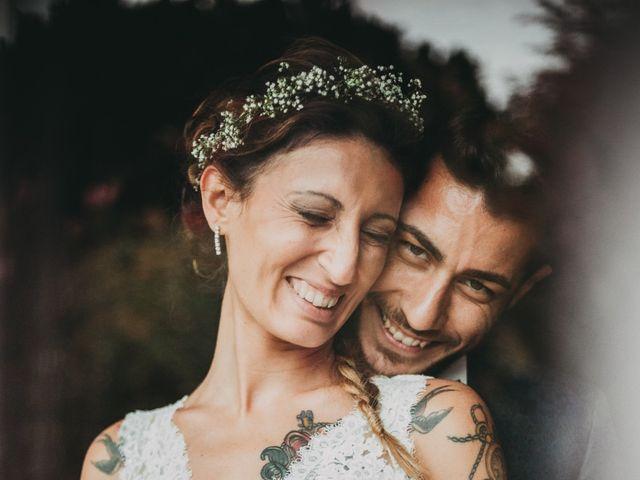 Il matrimonio di Ilario e Deborah a La Valletta Brianza, Lecco 92