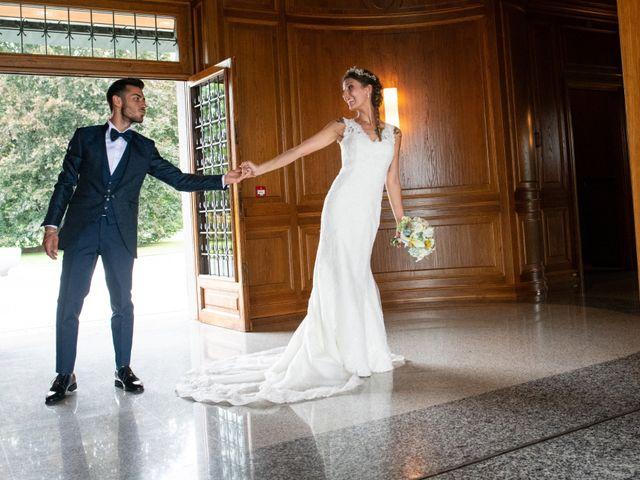 Il matrimonio di Ilario e Deborah a La Valletta Brianza, Lecco 94