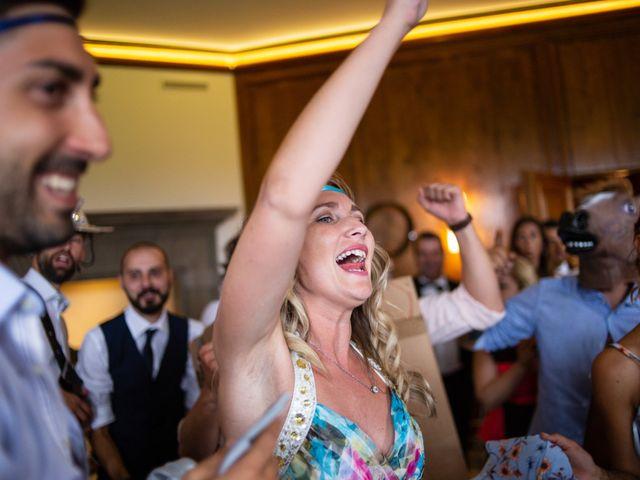 Il matrimonio di Ilario e Deborah a La Valletta Brianza, Lecco 108