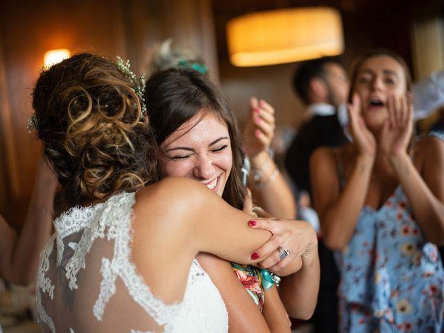 Il matrimonio di Ilario e Deborah a La Valletta Brianza, Lecco 111