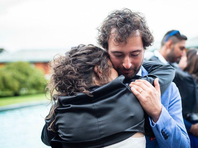 Il matrimonio di Ilario e Deborah a La Valletta Brianza, Lecco 131
