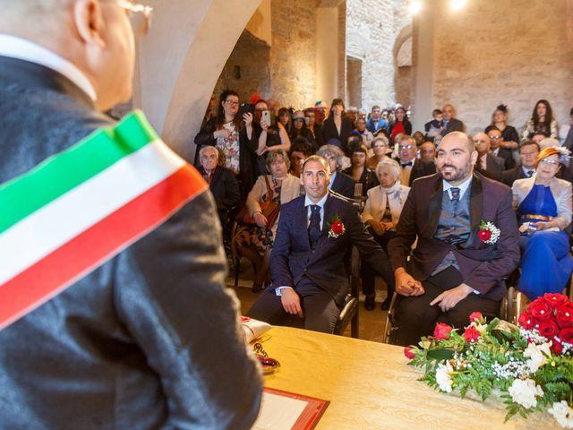 Il matrimonio di Gianfranco e Alessio a Piombino, Livorno 1