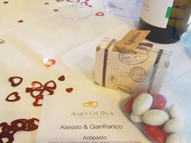 Il matrimonio di Gianfranco e Alessio a Piombino, Livorno 10