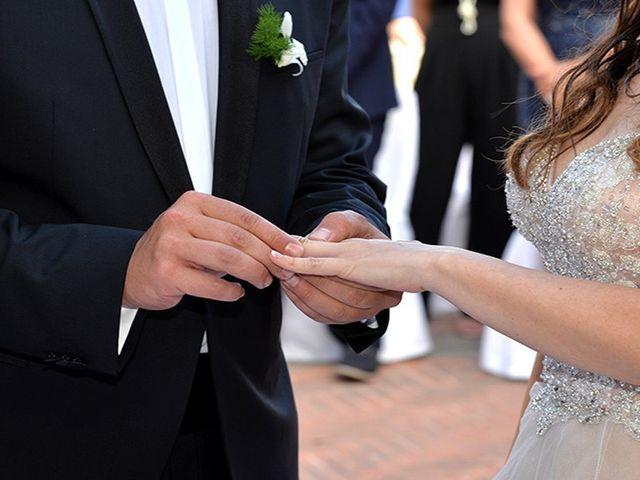 Le nozze di Fabiola e Claudio