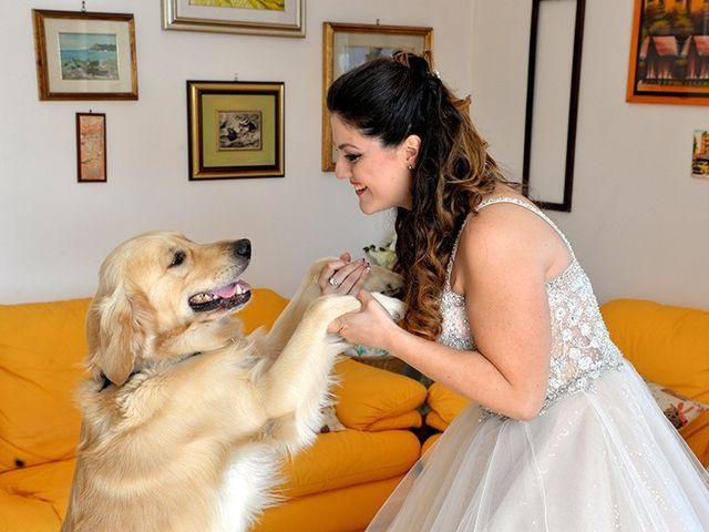 Il matrimonio di Claudio e Fabiola a Itri, Latina 8